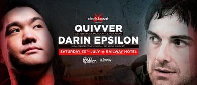 Darkbeat Winter Ball With Quivver and Darin Epsilon