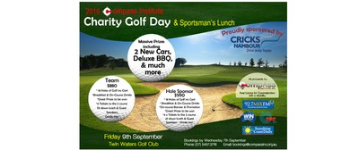 2016 Compass Institute Charity Golf Day