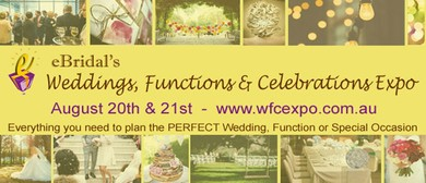 eBridals Weddings, Functions and Celebrations Expo