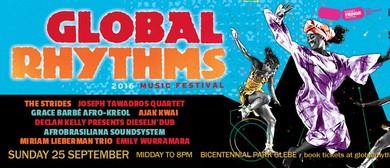 Global Rhythms 2016
