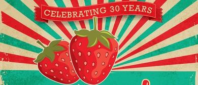 Chevallum Strawbfest 2016 - 30th Anniversary