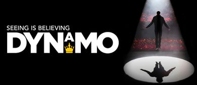 Dynamo - Seeing Is Believing Tour