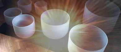 Chakra Crystal Singing Bowl Meditation