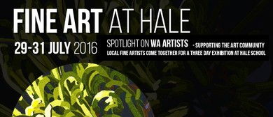 Fine Art at Hale 2016