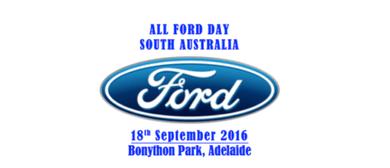 All Ford Day SA 2016
