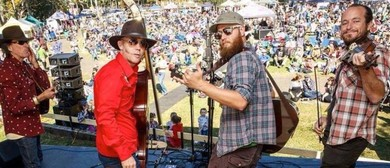 The Bangalow Bbq and Bluesgrass Festival