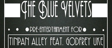 Prohibition Jazz With the Blue Velvets