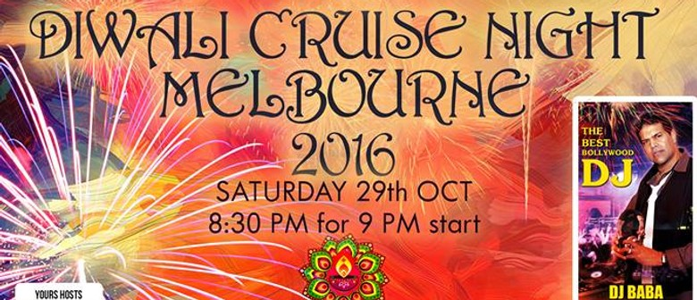 Diwali Cruise Night Melbourne 2016