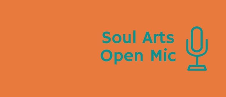 Soul Arts Open Mic