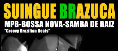 Suingue Brazuca - Groovy Brazilian Beats