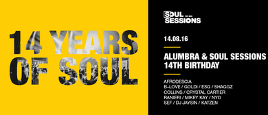 Celebrating 14 Years of Soul