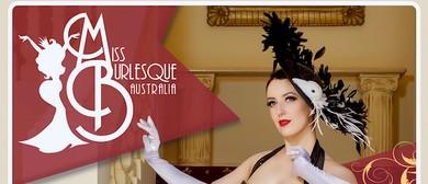 Miss Burlesque WA Finals