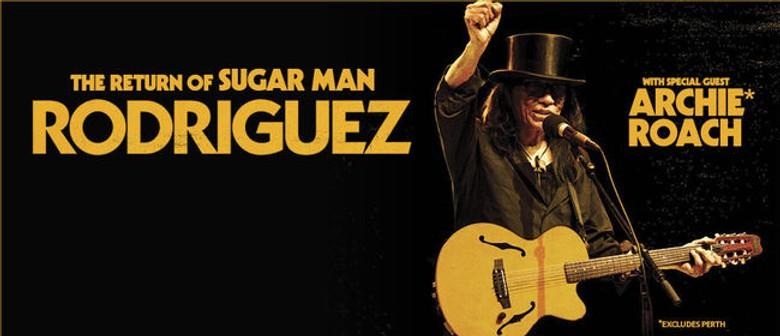 The Return Of Sugar Man, Rodriguez