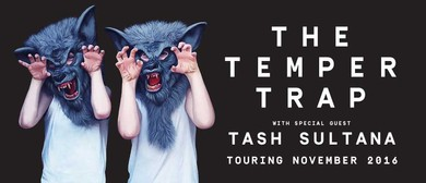 The Temper Trap - East Coast Tour