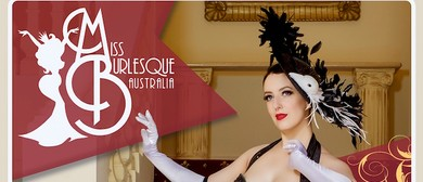 Miss Burlesque WA Semi-Finals & Mr Boylesque WA Finals 2016