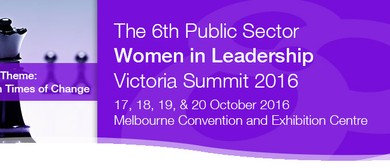 The 6th Public Sector Women in Leadership Summit