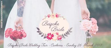 Bespoke Bride Canberra Wedding Fair