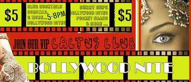 Fiver Fridays - Bollywood Fun Party and Kids Movie