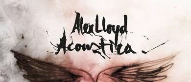 Alex Lloyd - Acoustica Tour