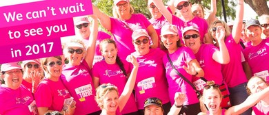 RACQ International Women's Day Fun Run 2017