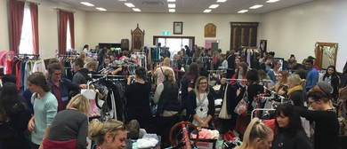 The Clothing Cupboard Spring Market