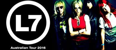 L7 Australian Tour