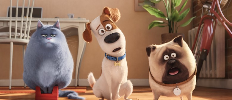 Secret Life of Pets - Family Fun Day - Advanced Screenig
