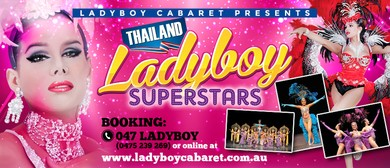 Thailand Ladyboy Superstars