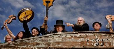 Shameless Seamus – Jim Moginie and His Irish Rebel Band