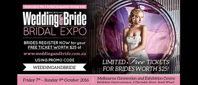Melbourne Wedding and Bride Bridal Expo