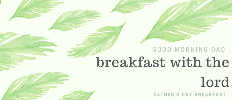 Father's Day Breakie
