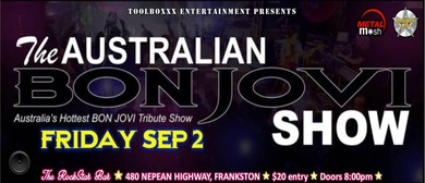 One Wild Night with the Australian Bon Jovi Show