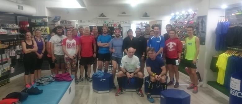 Pure Run - Wednesday Run Club