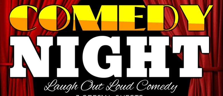 Laugh Out Loud Comedy Night