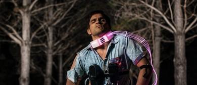Melbourne Fringe Festival - Bomb Collar