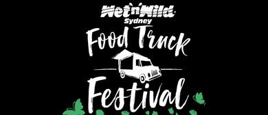 Wet 'N' Wild Sydney Food Truck Festival – Spring Sensations
