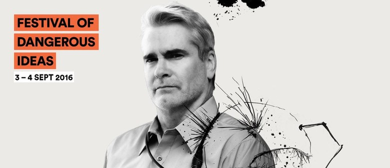 An Evening With Henry Rollins - Slide Show