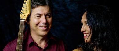 A Taste of Brazil - Anna Salleh and Guy Strazz