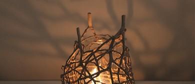 Organic Shadow Candle Nest Workshop
