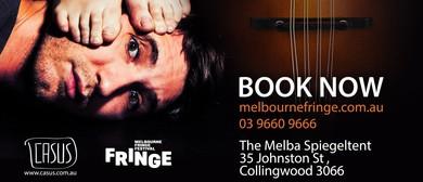 Melbourne Fringe Festival - Restrung - Casus Circus