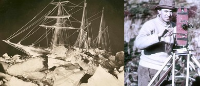Endurance - Shackleton's Story - A Talk By Alasdair McGregor