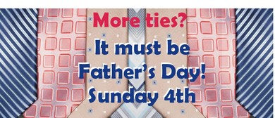 Father's Day Lunch & dinner