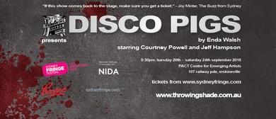 Sydney Fringe Festival - Disco Pigs
