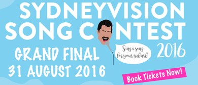 Sydneyvision Song Contest 2016 Grand Final