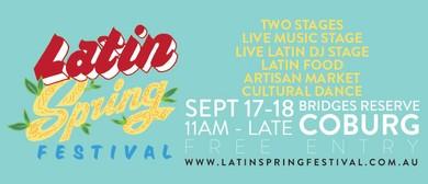 Latin Spring Festival