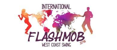 International West Coast Swing Flashmob