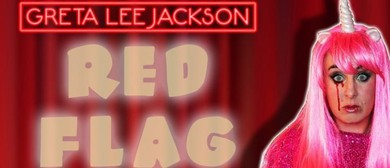 Greta Lee Jackson - Red Flag