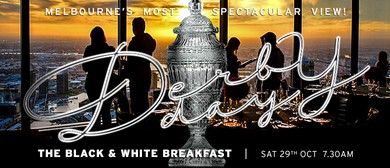 The Black & White Derby Day Breakfast