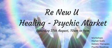 Re New U Healing - Psychic Market