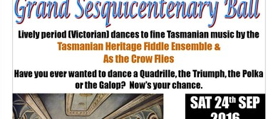 Grand Sesquicentenary Ball